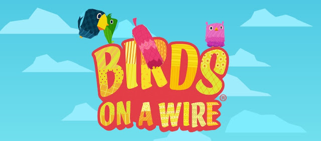 Birds On a Wire Video Slot From Thunderkick