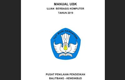 Download Panduan Manual UNBK Tahun 2019