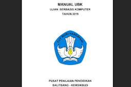 Download Panduan Manual UNBK Tahun 2019