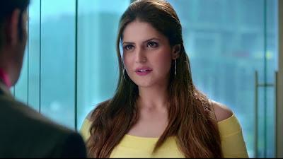 Beautiful Zareen Khan HD Wallpaper In Aksar 2 Film