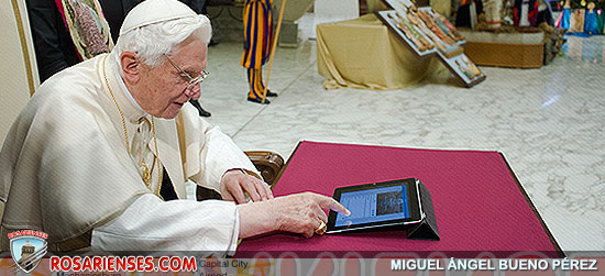 Urge educar en la verdad, por el bien de la humanidad, alienta el Papa   Rosarienses, Villa del Rosario
