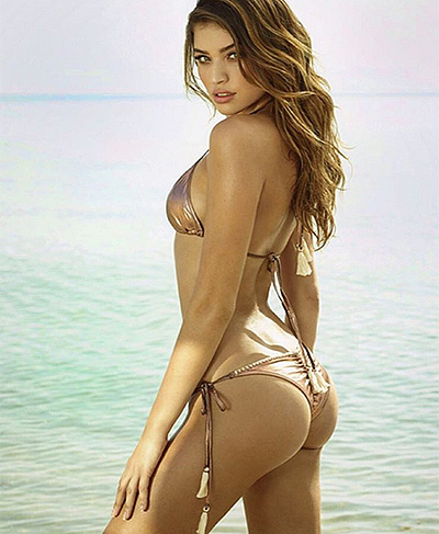 Daniela Lopez top-model