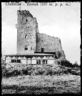 Chełmiec - Zamek [Public Domain]