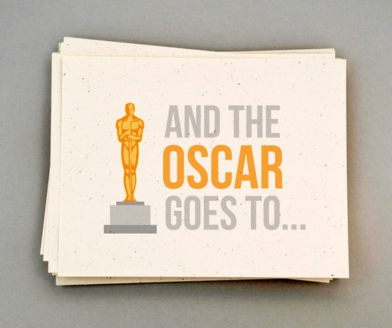 And The Oscar Goes To D M R Fine Foods