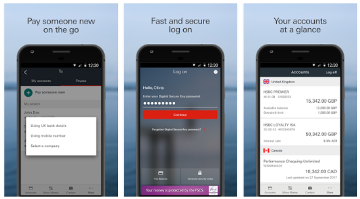 Hsbc Uk Mobile Banking App Store | Mobile Application