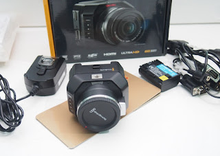 Jual BlackMagic Micro Studio Camera 4K 2nd