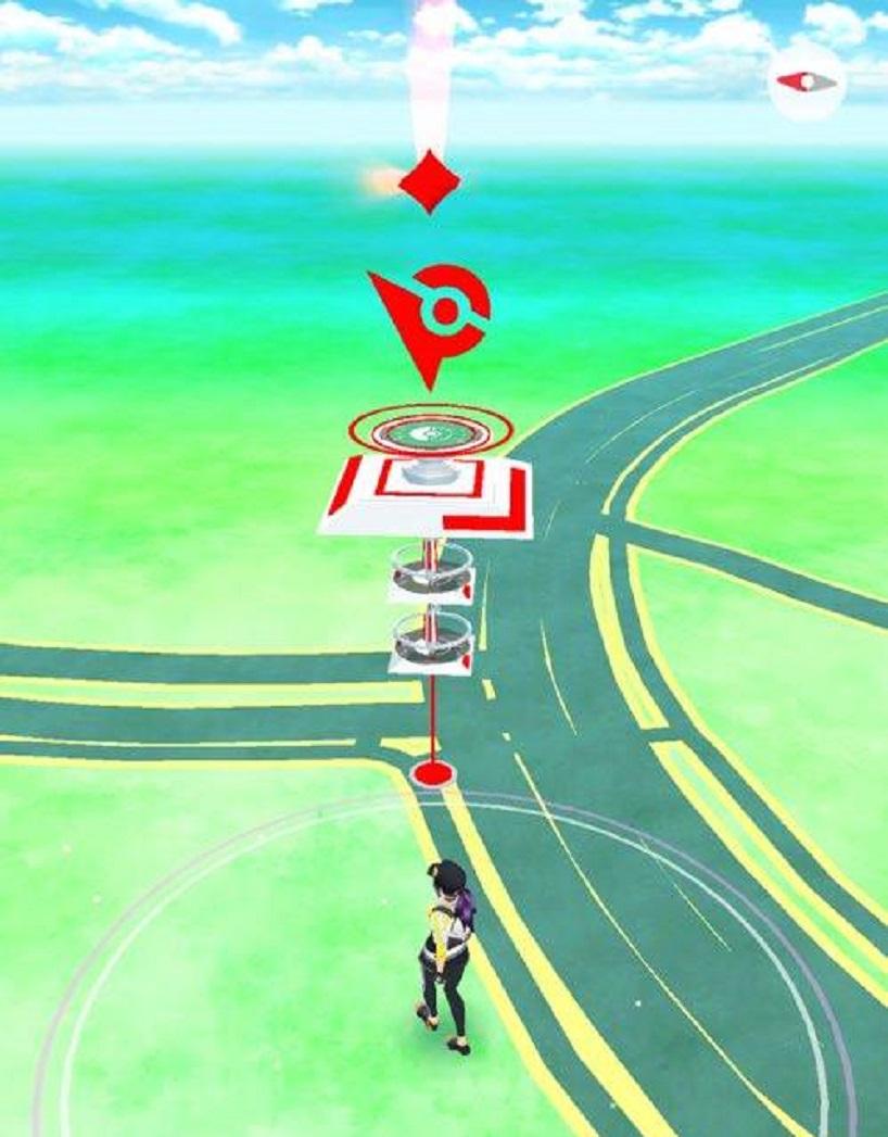 Sekilas tentang gym di pokemon go cara bertarung di gym for Gimnasio 8 pokemon reloaded