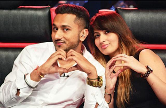 Shalini Talwar Singh, Yo Yo Honey Singh Wife