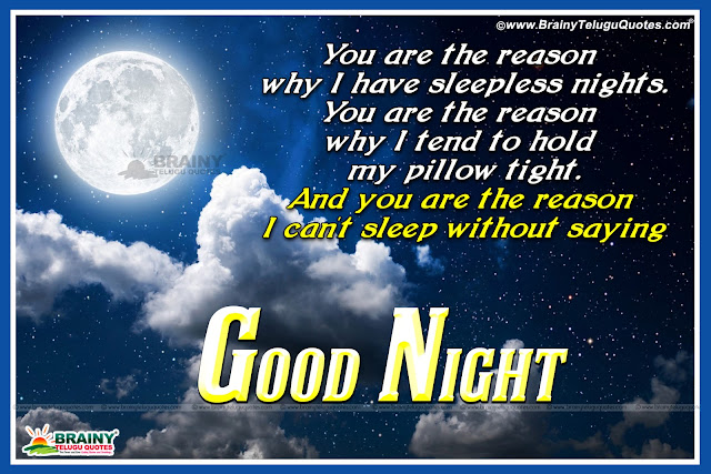 Good Night Quotes Greetings in English, Good Nigh Wishes in English, Good nigh English Quotes
