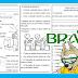 PAIXÃO PELO FUTEBOL X EDUCAÇÃO - TEXTO E INTERPRETAÇÃO - 4º ANO/5º ANO