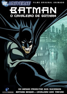 Batman: O Cavaleiro de Gotham – Dublado