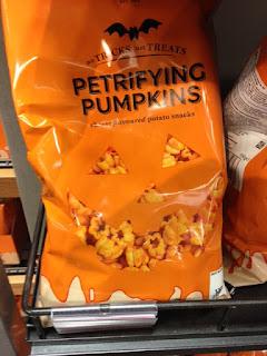 petrifying pumpkins