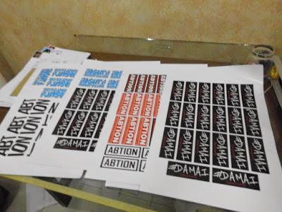 Tempat Print Stiker Murah di Jakarta