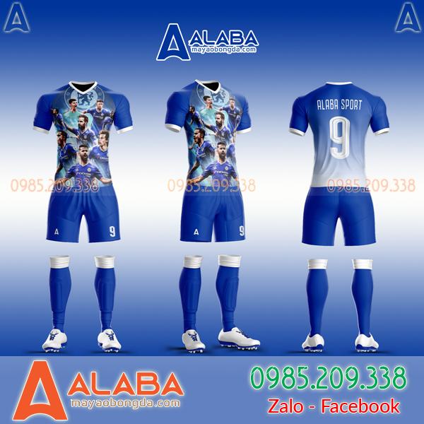 Áo Chelsea may theo yêu cầu mã ALB CH12
