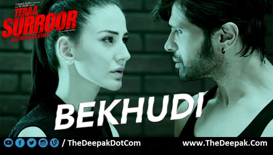 Bekhudi Guitar Chords Strumming Pattern Teraa Surroor