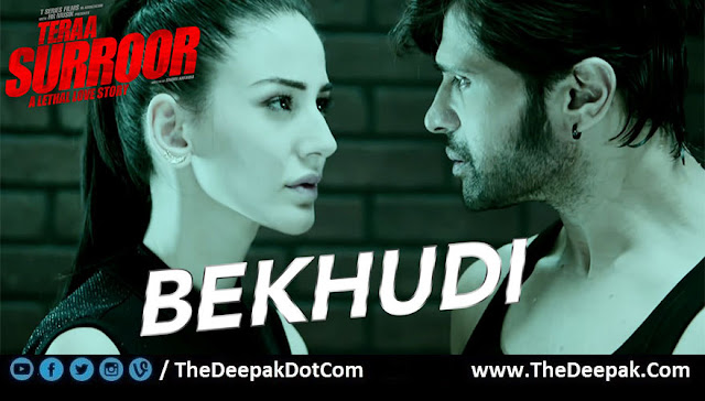 BEKHUDI Guitar Chords + Strumming Pattern, Hindi song from the movie TERAA SURROOR