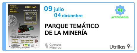 Parque temático de la Minería en Utrillas