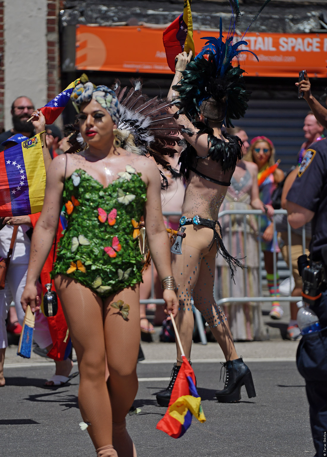 Transgender Pride Parade New York 2017