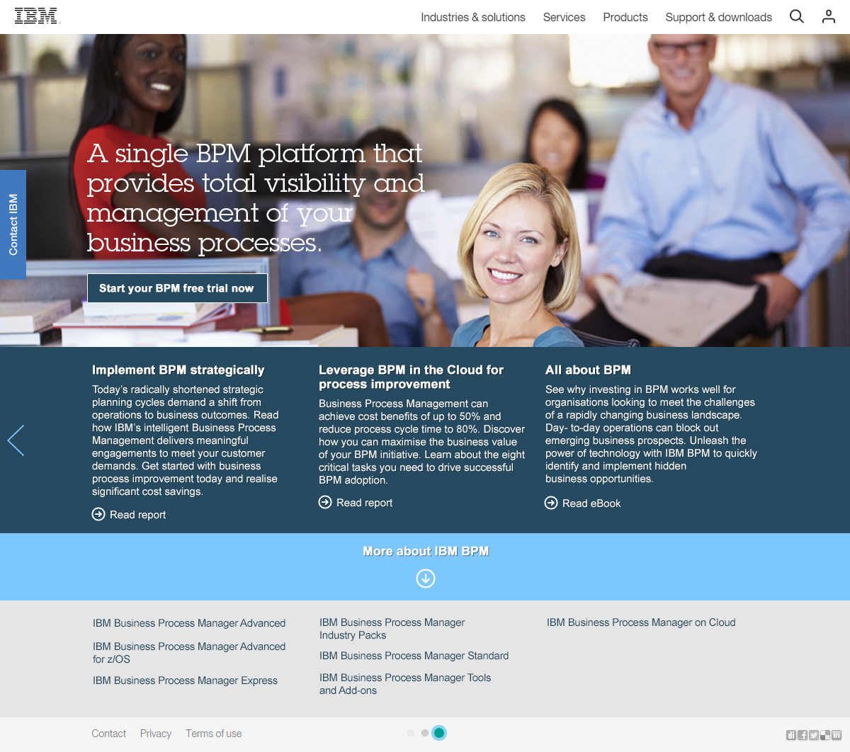 emerging business opportunities at ibm
