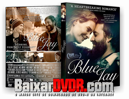 Blue Jay (2017) DVD-R Autorado