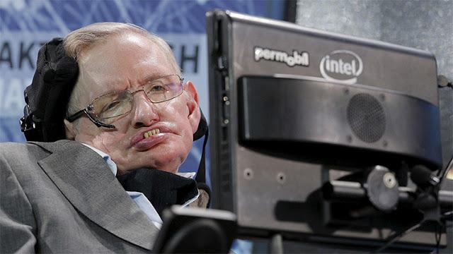 """Stephen Hawking: """"¿Es tan importante el dinero? """""""