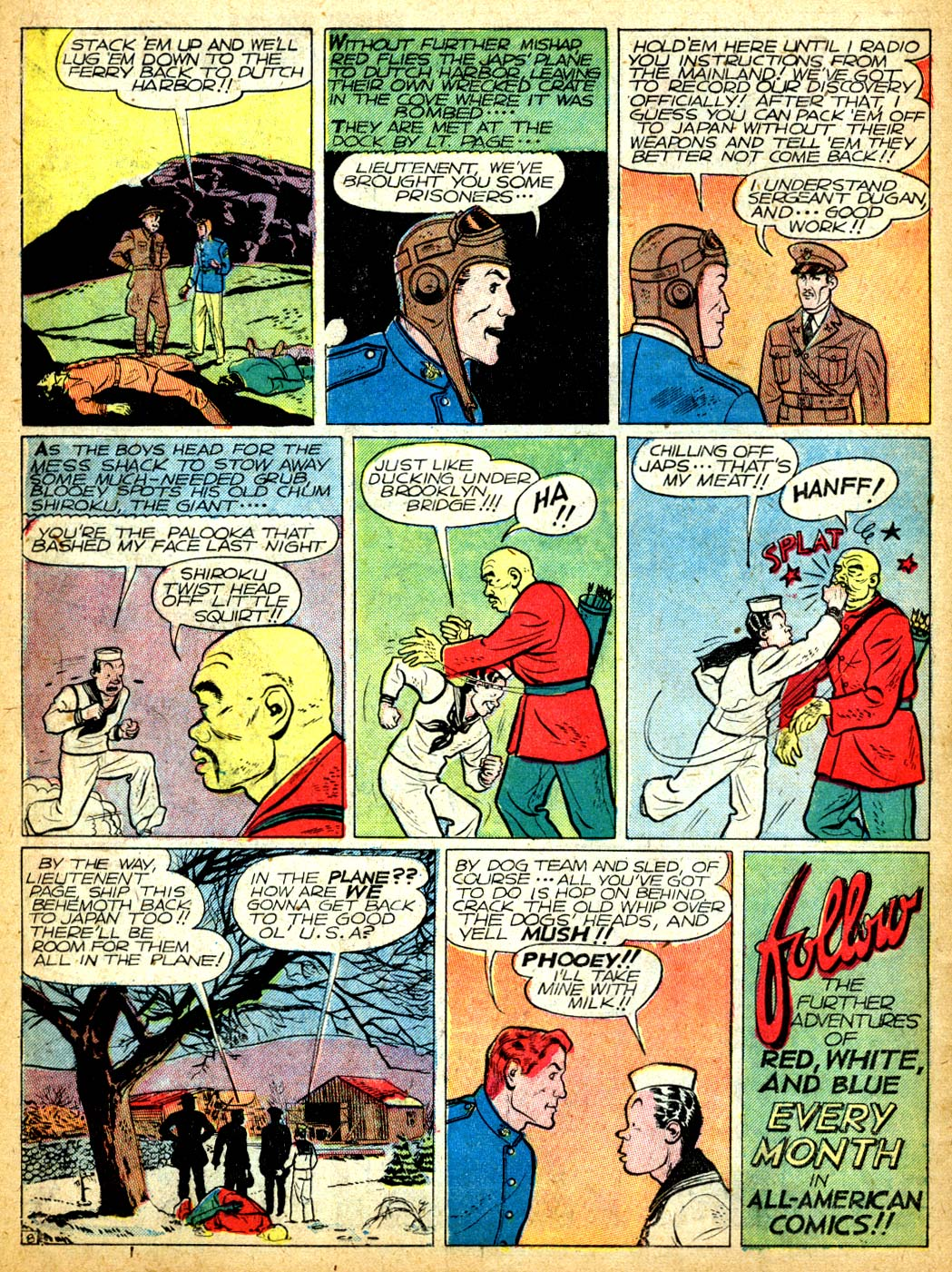 Read online All-American Comics (1939) comic -  Issue #9 - 18