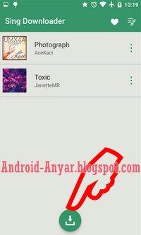 Download Lagu video Smule dengan apk Sing Downloader for Smule APK free