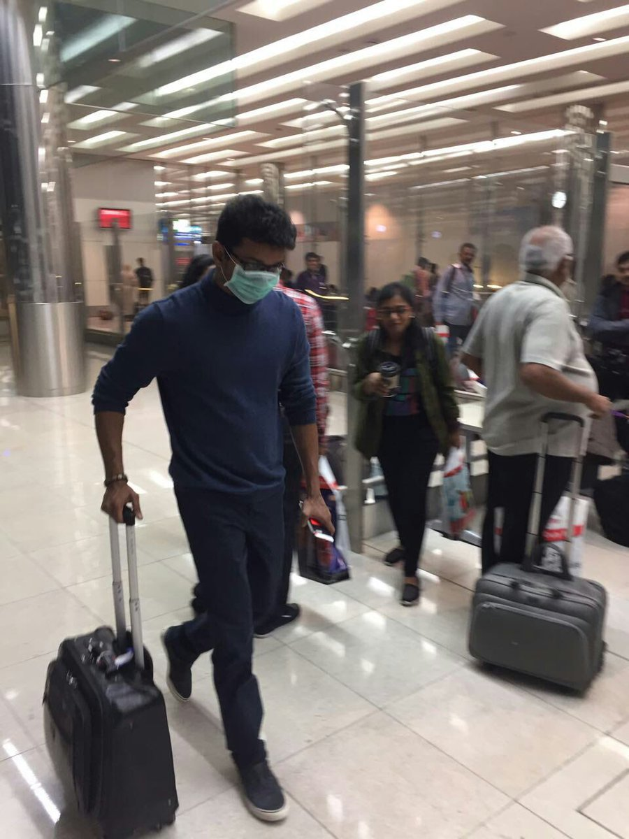 Ilayathalapathy Bhairava Vijay With Fans Latest Photos