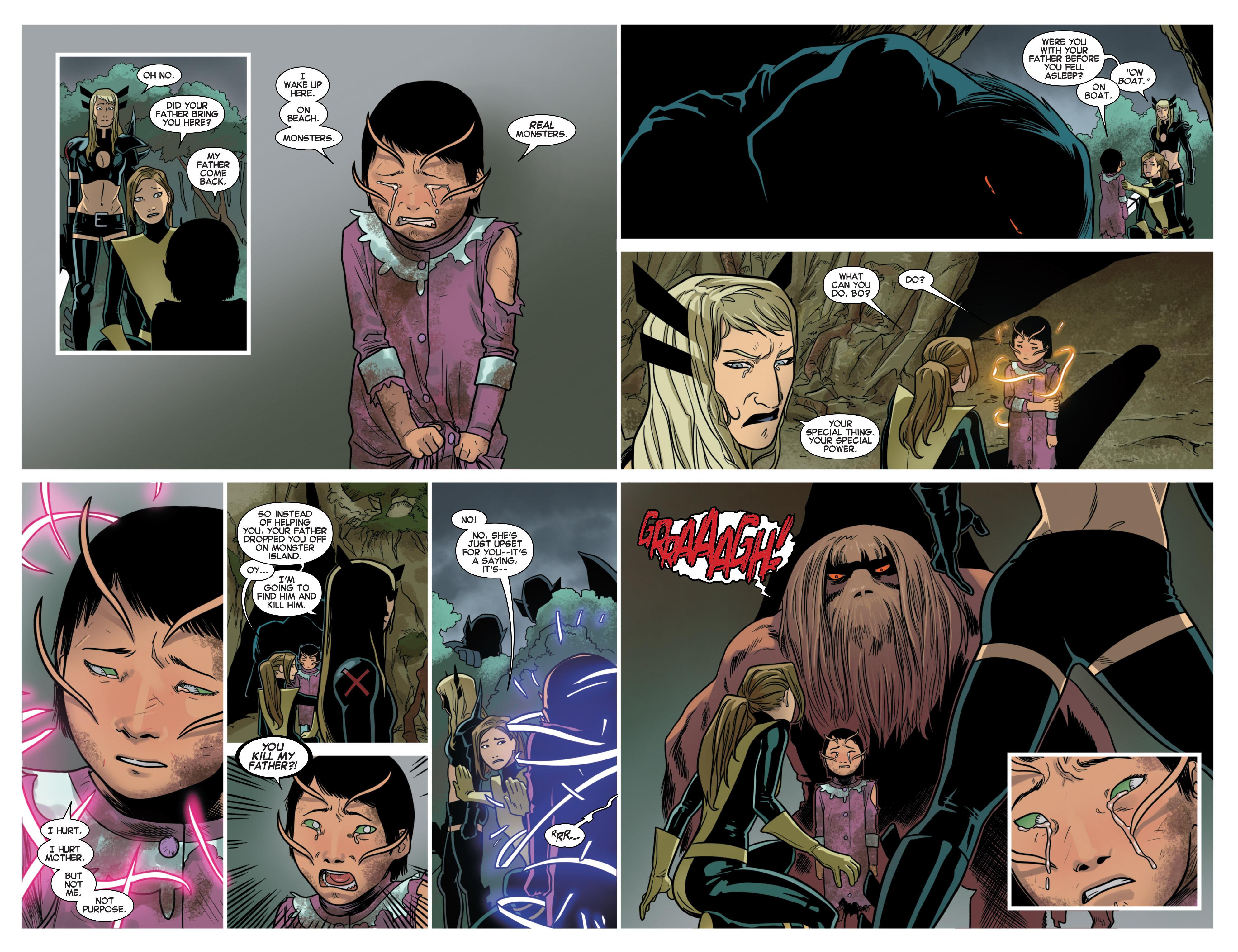 Read online Uncanny X-Men (2013) comic -  Issue #33 - 15