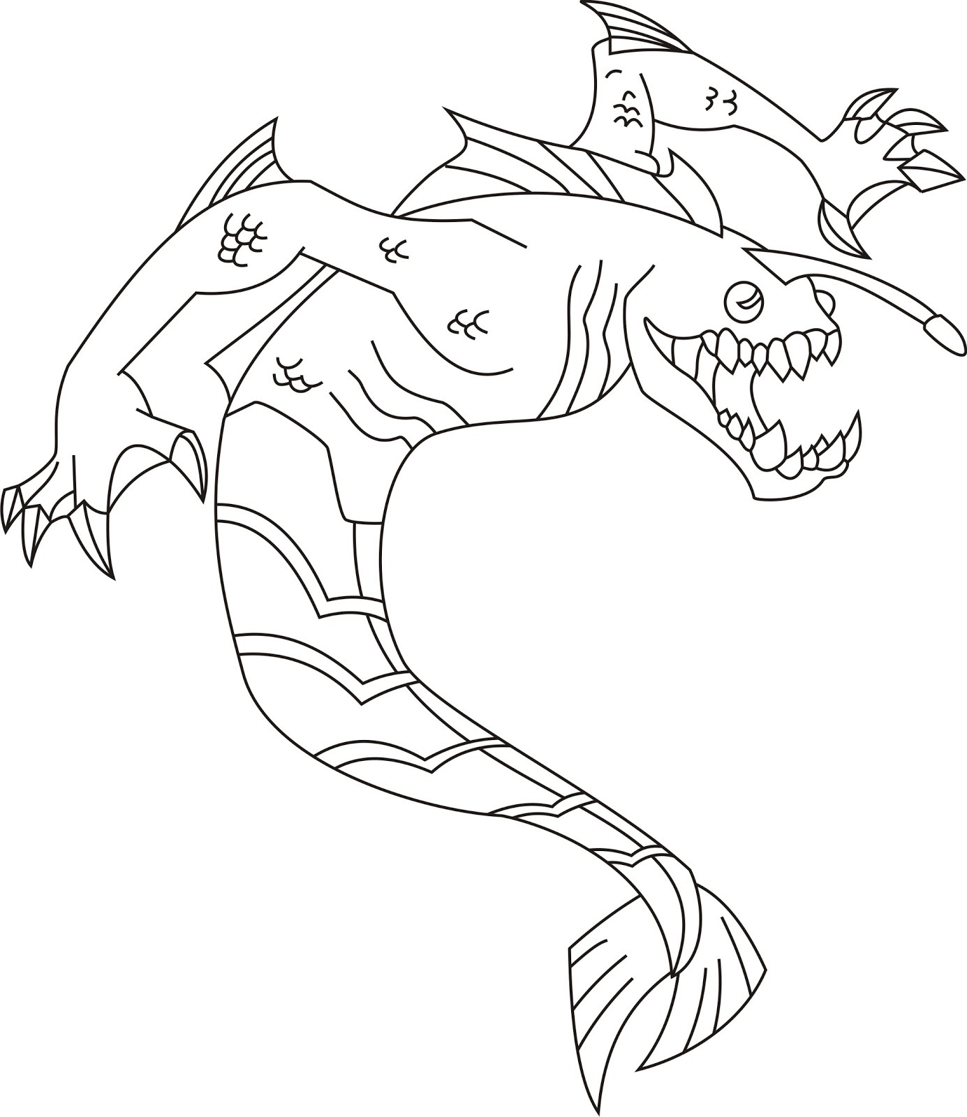 pita ten coloring pages - photo#13