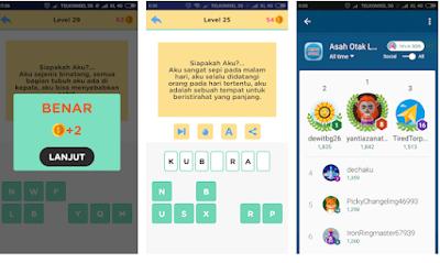 Kumpulan Game Android Asah Otak Terbaru Saat Ini