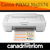 Canon PIXMA MG2570 Driver Download - For Mac , Windows And Linux
