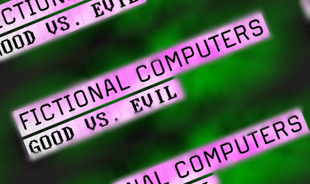 Fictional Computers - Good Vs. Evil