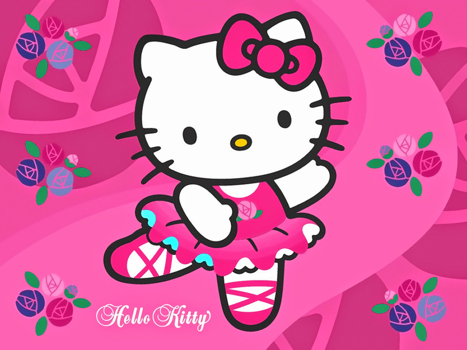 Gambar Wallpaper Kartun Hello Kitty Gudang Wallpaper
