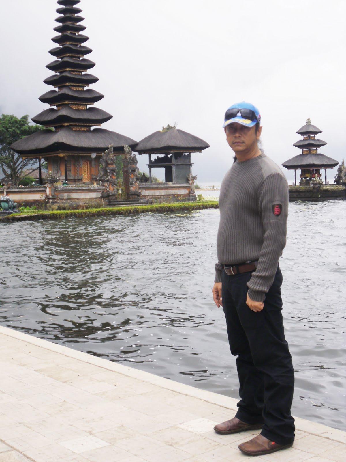 Gading Moore Bedugul Objek Wisata Bali Pegunungan Danau