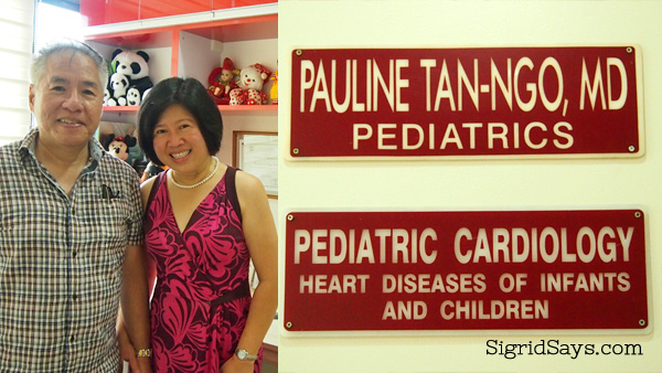 Bacolod pediatric cardiologist - Bacolod pediatrician