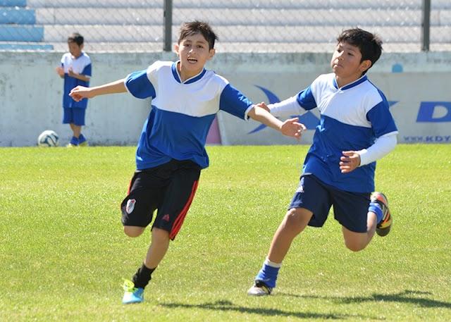 Se juega la Fecha 2 del Clausura de Fútbol Infantil