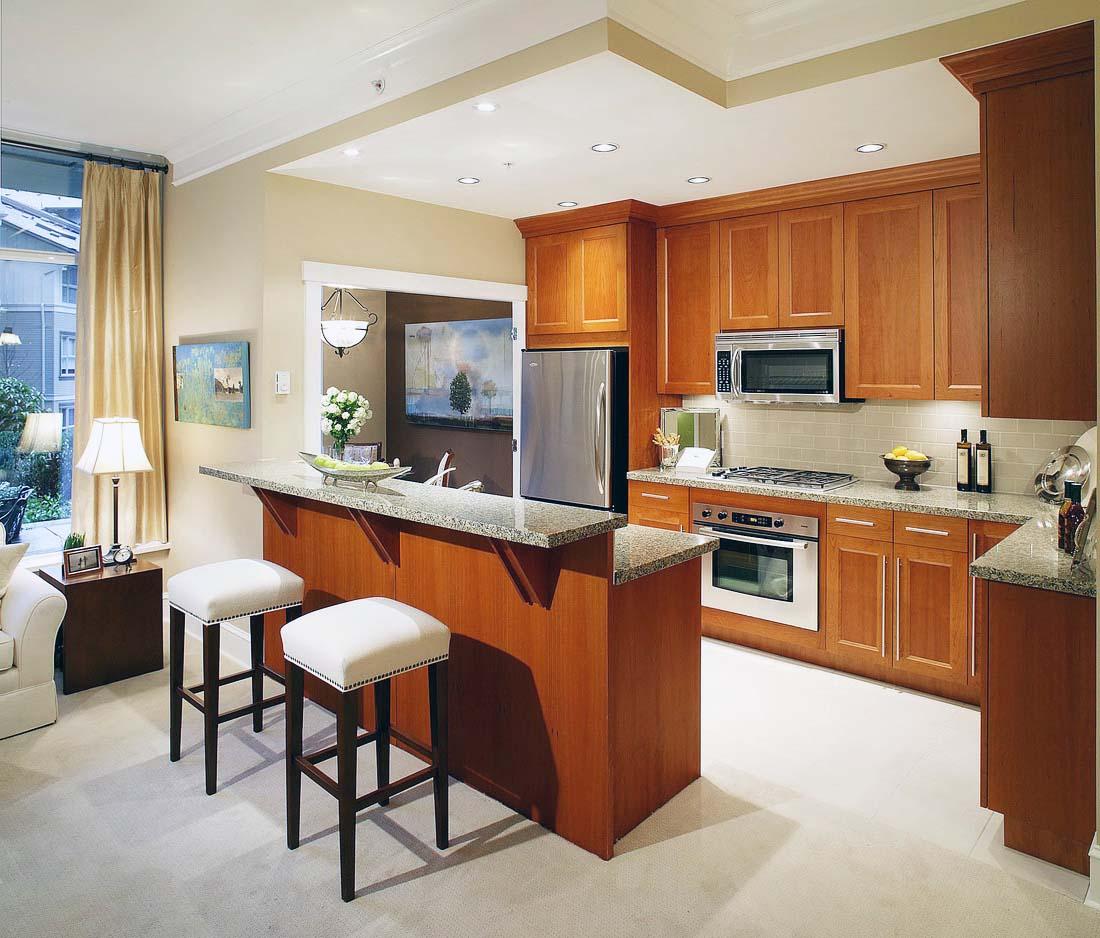 Kumpulan Contoh Desain Dapur Minimalis Terbaru Dapur Desain
