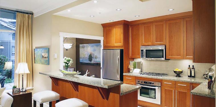 Dekorasi Desain Dapur Terbaru