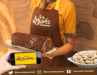 brownte-bolu-gulung-topping