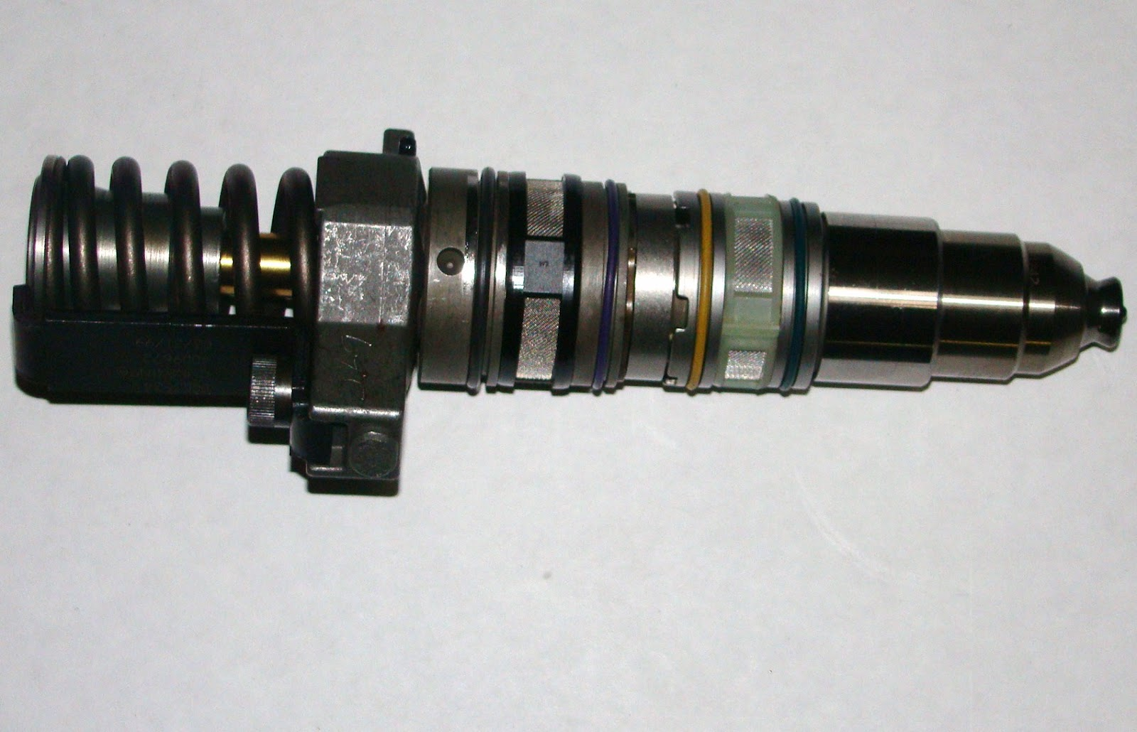 Injectors on Volvo Truck Injectors