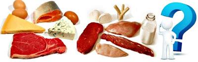 Fuentes proteínas nutrición bajar peso adelgazar