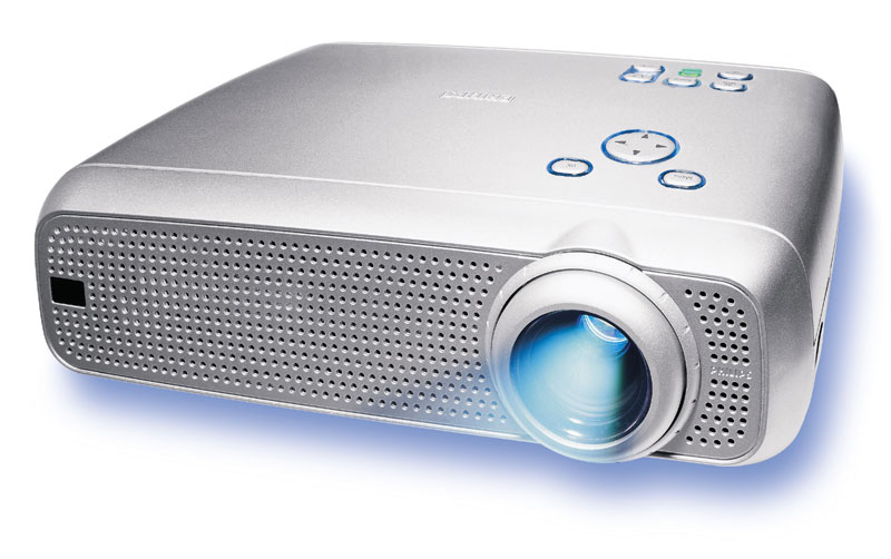 Projector use is decreasing in business