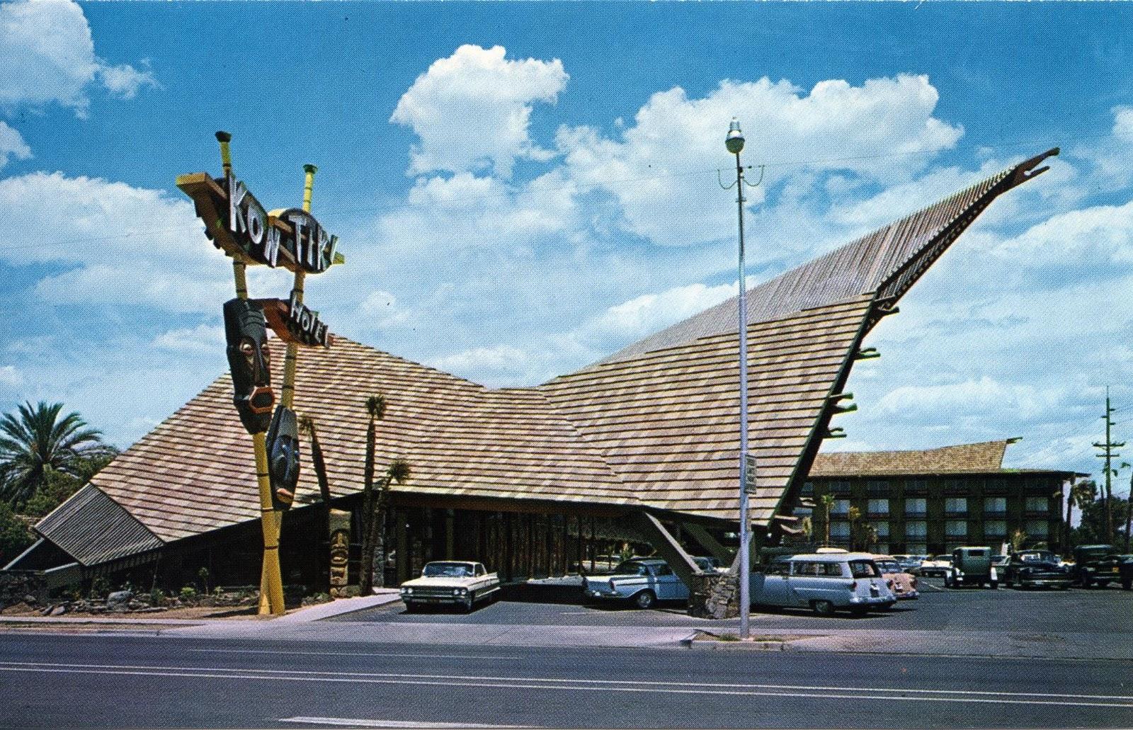 The Funset Strip The Kon Tiki Hotel