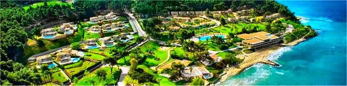 Hotel romantici Penisola Calcidica, in Grecia