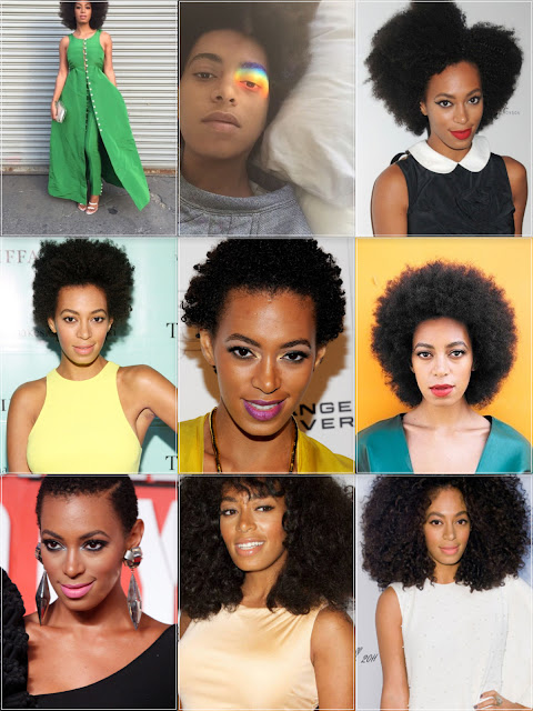 My love for Solange