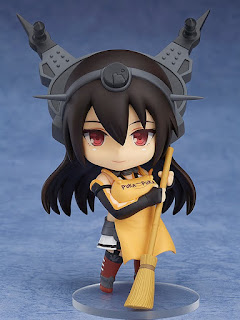 NAGATO FIGURA 10 CM NENDOROID KANTAI COLLECTION KANCOLLE