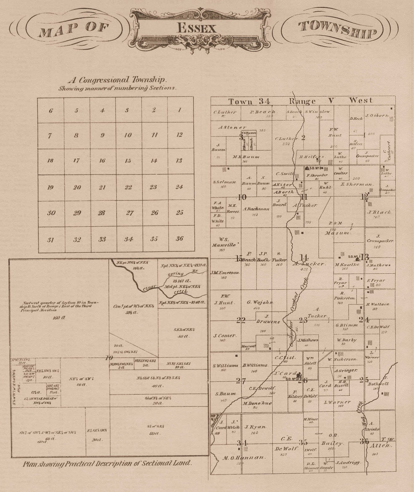 Porter County's Past: An Amateur Historian's Perspective: Lost