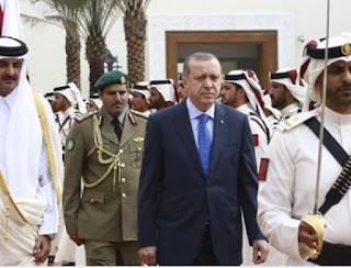 """Ερντογάν: Η σιωπή του """"σουλτάνου"""" για εμπλοκή του Κατάρ στην Κυπριακή ΑΟΖ"""
