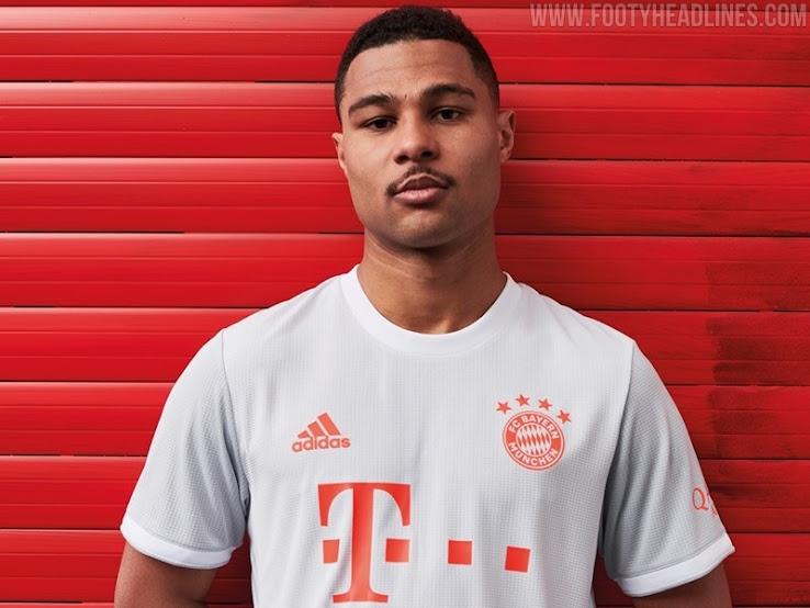 Bayern München 20-21 Away Kit Released - Footy Headlines